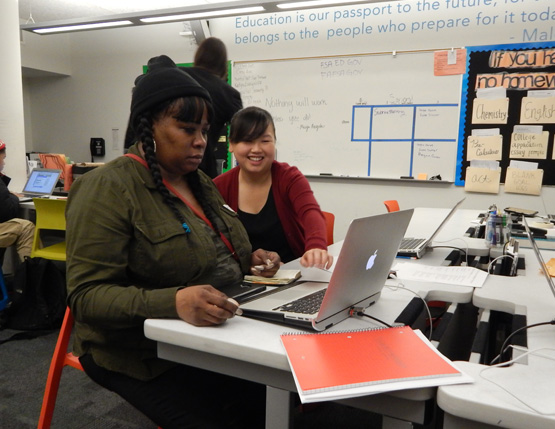 uAspire's MBSK Initiative Hosts Black Family FAFSA Frenzy
