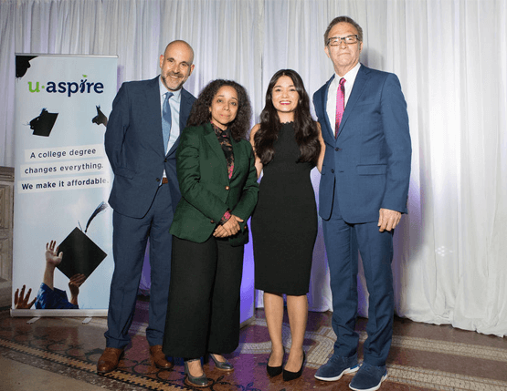 uAspire Raises $326,000 To Fund New York City College Affordability Assistance Program