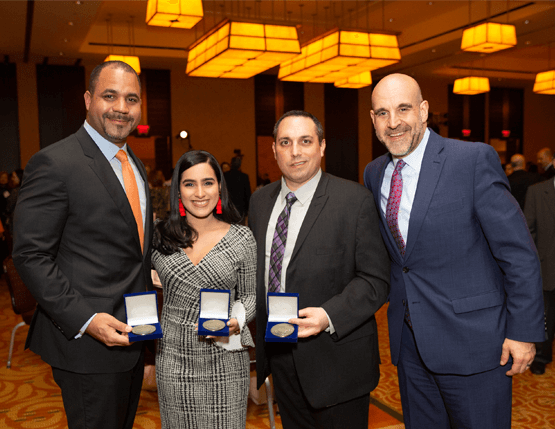 uAspire Massachusetts 2019 First One Awards
