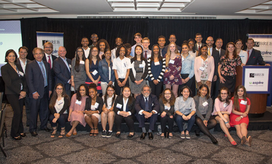 uAspire/GBREB Foundation Scholarship Leadership Breakfast