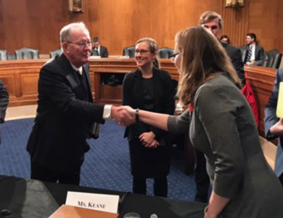 uAspire Testifies Before U.S. Senate Education Committee on College Affordability