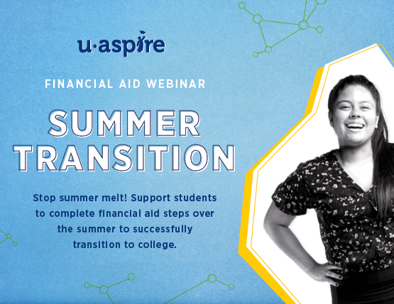 Webinar: Summer Transition